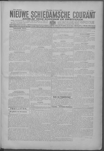 Nieuwe Schiedamsche Courant 1925-01-14