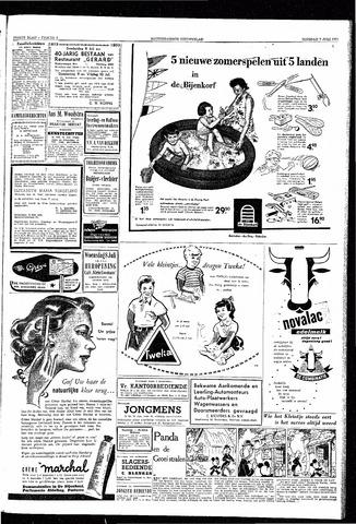 Rotterdamsch Nieuwsblad / Schiedamsche Courant / Rotterdams Dagblad / Waterweg / Algemeen Dagblad 1953-07-07