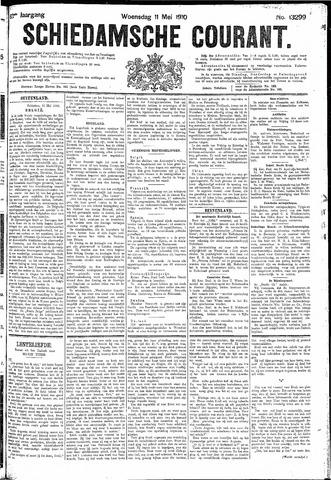 Schiedamsche Courant 1910-05-11