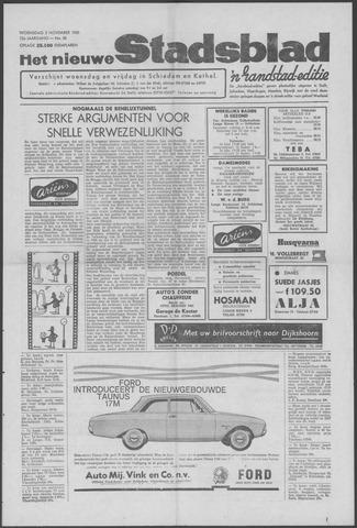 Het Nieuwe Stadsblad 1960-11-02
