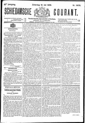Schiedamsche Courant 1898-07-16