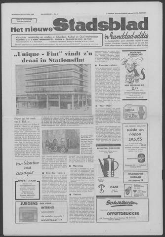 Het Nieuwe Stadsblad 1966-10-26