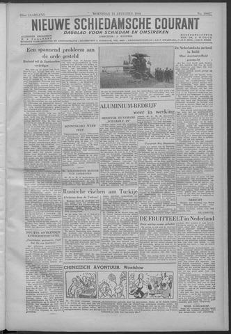 Nieuwe Schiedamsche Courant 1946-08-14