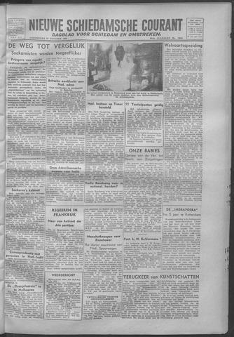 Nieuwe Schiedamsche Courant 1945-10-25