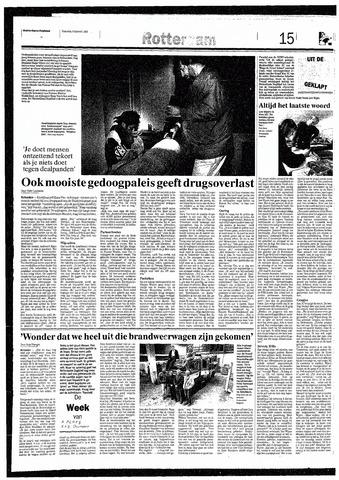 Rotterdamsch Nieuwsblad / Schiedamsche Courant / Rotterdams Dagblad / Waterweg / Algemeen Dagblad 1993-02-06
