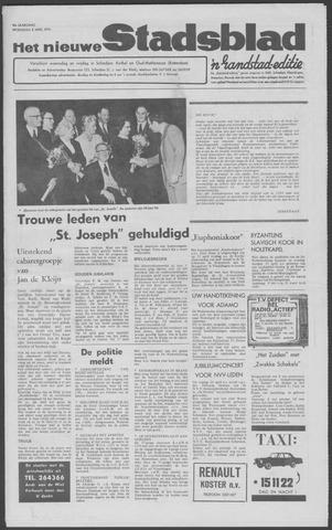 Het Nieuwe Stadsblad 1970-04-08