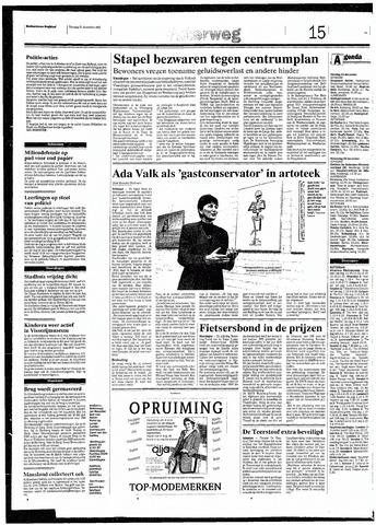 Rotterdamsch Nieuwsblad / Schiedamsche Courant / Rotterdams Dagblad / Waterweg / Algemeen Dagblad 1993-12-21