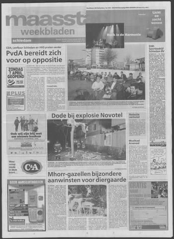 Maaspost / Maasstad / Maasstad Pers 2002-04-03