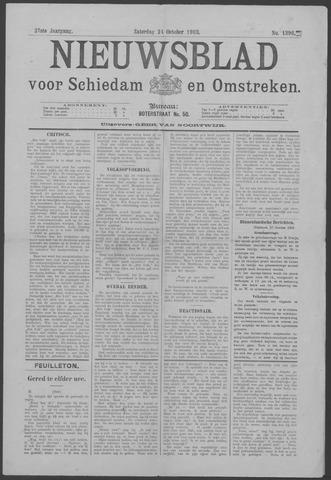 Nieuwsblad voor Schiedam en Omstreken 1903