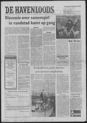 De Havenloods 1968-03-21