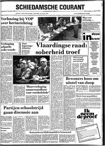 Rotterdamsch Nieuwsblad / Schiedamsche Courant / Rotterdams Dagblad / Waterweg / Algemeen Dagblad 1980-11-13