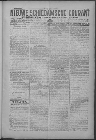 Nieuwe Schiedamsche Courant 1925-02-02