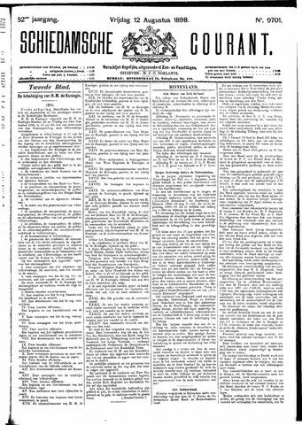 Schiedamsche Courant 1898-08-12