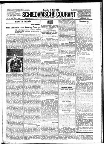 Schiedamsche Courant 1935-05-06