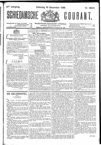 Schiedamsche Courant 1898-12-10
