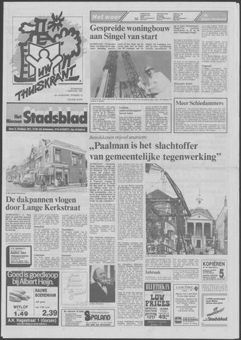 Het Nieuwe Stadsblad 1990-02-07