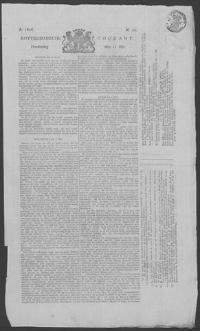 Rotterdamse Courant 1826-05-11