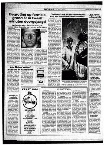 Het Vrije volk 1990-11-06