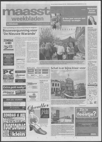 Maaspost / Maasstad / Maasstad Pers 2001-05-02