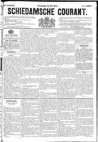 Schiedamsche Courant 1910-05-18
