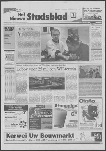 Het Nieuwe Stadsblad 1998-11-11