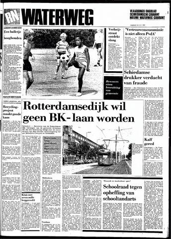 Rotterdamsch Nieuwsblad / Schiedamsche Courant / Rotterdams Dagblad / Waterweg / Algemeen Dagblad 1983-07-26