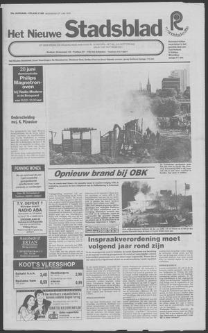 Het Nieuwe Stadsblad 1979-06-27