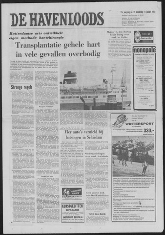 De Havenloods 1968-01-11