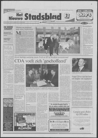 Het Nieuwe Stadsblad 1998-04-16