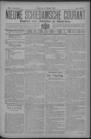 Nieuwe Schiedamsche Courant 1917-03-06