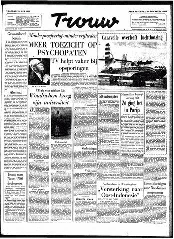Trouw / De Rotterdammer 1960-05-20