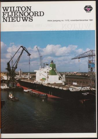 Wilton Fijenoord Nieuws 1981-11-01