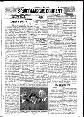 Schiedamsche Courant 1935-05-16