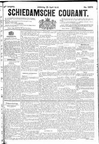 Schiedamsche Courant 1908-04-25