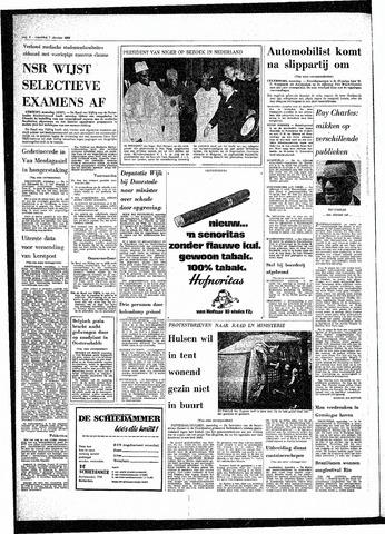 Rotterdamsch Parool / De Schiedammer 1968-10-07