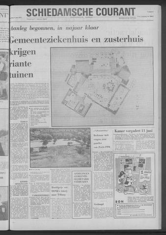 Rotterdamsch Nieuwsblad / Schiedamsche Courant / Rotterdams Dagblad / Waterweg / Algemeen Dagblad 1970-06-06
