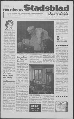 Het Nieuwe Stadsblad 1971-01-20