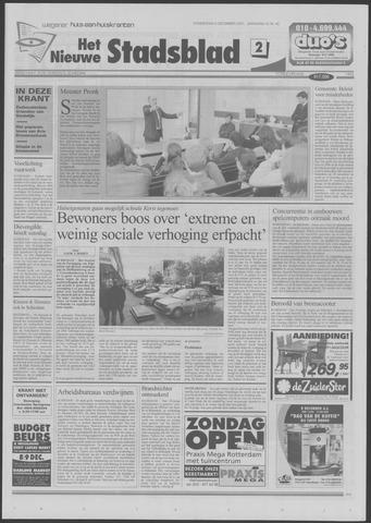 Het Nieuwe Stadsblad 2001-12-06