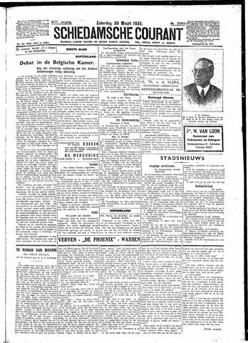 Schiedamsche Courant 1935-03-30