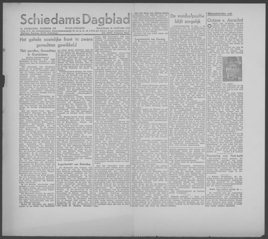 Schiedamsch Dagblad 1945-01-22