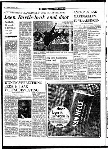 Rotterdamsch Parool / De Schiedammer 1970-10-27