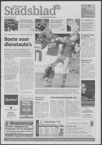 Het Nieuwe Stadsblad 2013-06-12