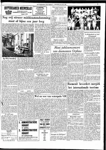 Rotterdamsch Nieuwsblad / Schiedamsche Courant / Rotterdams Dagblad / Waterweg / Algemeen Dagblad 1964-06-22