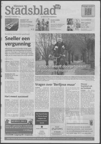 Het Nieuwe Stadsblad 2013-11-27