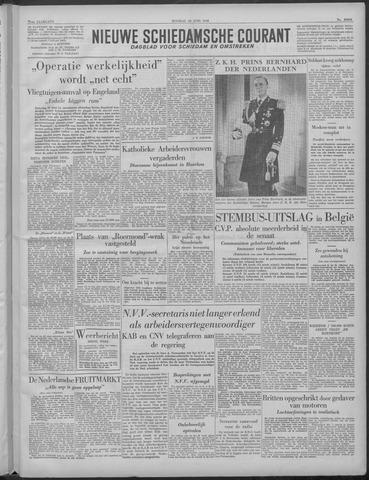 Nieuwe Schiedamsche Courant 1949-06-28
