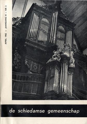 Schiedamse Gemeenschap (tijdschrift) 1962-04-01