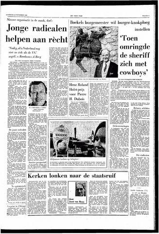 Het Vrije volk 1969-11-22