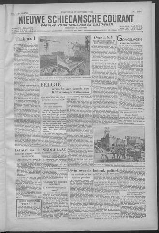 Nieuwe Schiedamsche Courant 1946-10-23