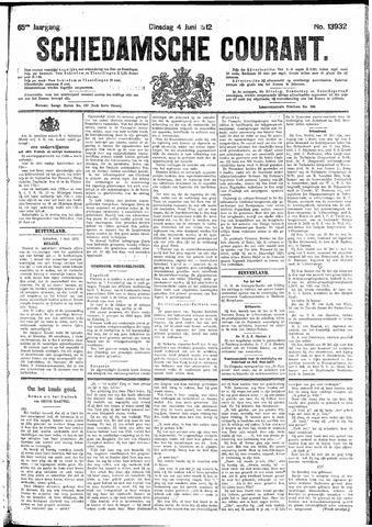 Schiedamsche Courant 1912-06-04