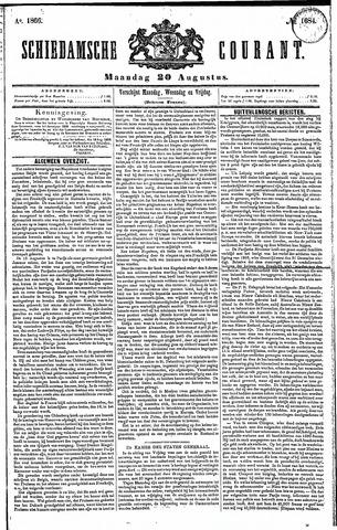 Schiedamsche Courant 1866-08-20